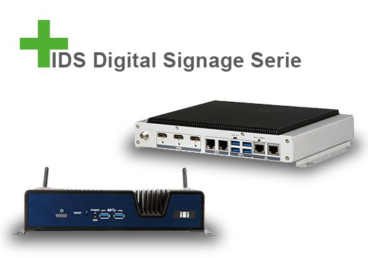 IDS Serie Digital Signage Embedded PC
