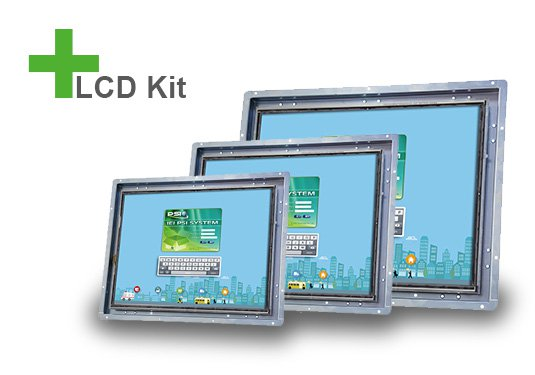 Open Frame LCD Kits
