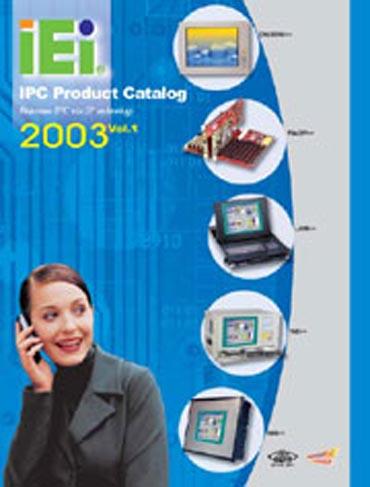 Neuer Produktkatalog 2003 Vol.1