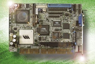 Ein CPU Board sucht Kontakt