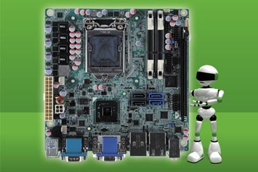 KINO-AQ670 - Mini-ITX CPU Board: RAID on Board!