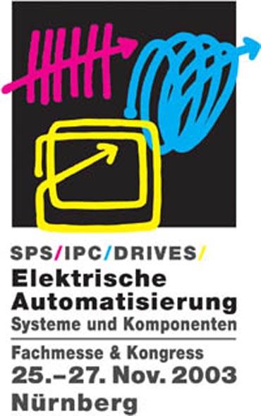SPS/IPC/DRIVES Messe in Nürnberg