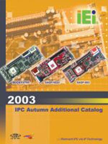IPC Autumn Additional Catalog