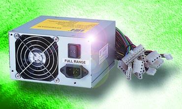 Power Pur,  500W ATX Netzteil