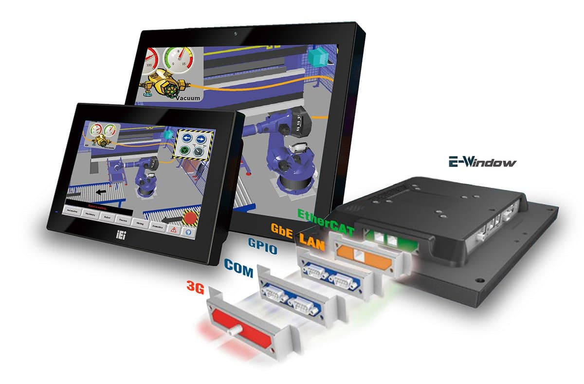 """AFL3 –ULT3 Serie – 15.6""""/18.5"""" Wide Screen All-in-One System"""