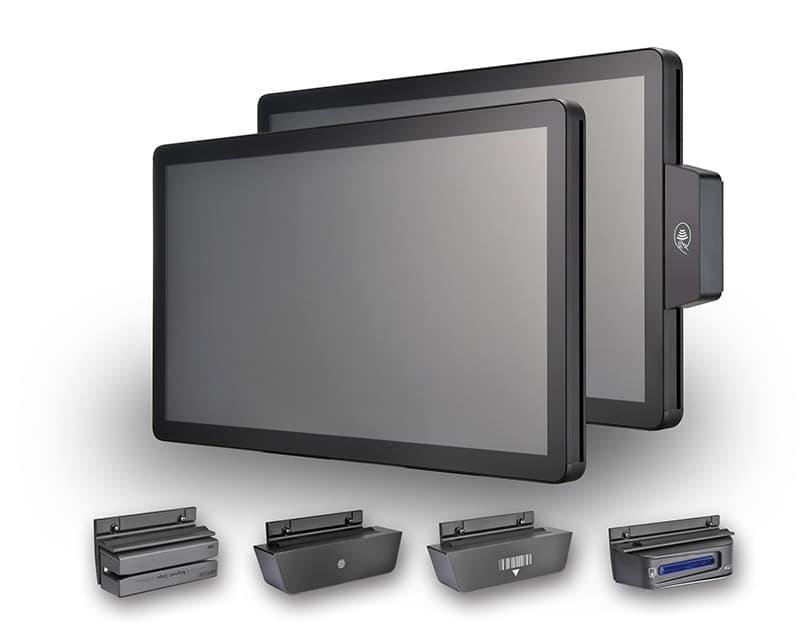 D210-11KS – Semi industrieller All-in-One PC