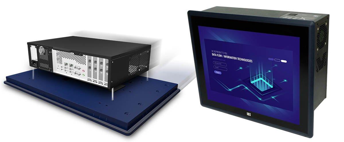 Modularer Panel PC mit Coffee Lake CPU