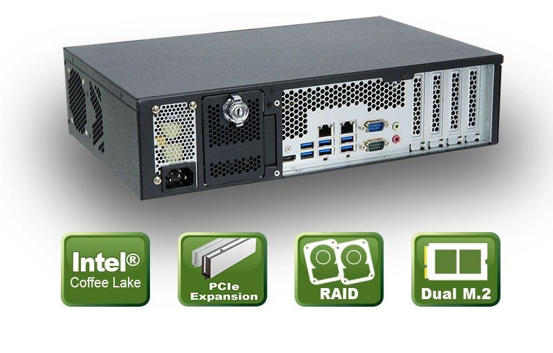 FLEX-BX200 – Kompakter Embedded PC mit vielen Erweiterungen