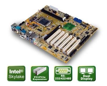 IMBA-H110 – Skylake ATX CPU Board