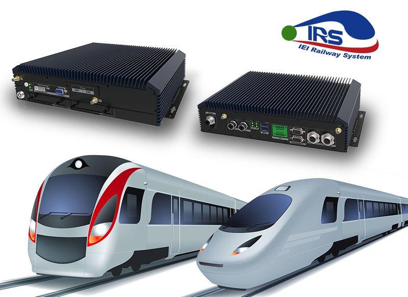 IRS-100-ULT3 – Railway Surveillance System mit Skylake SoC