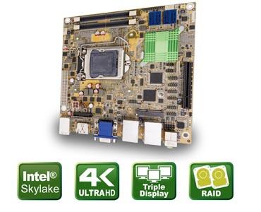 KINO-AQ170 –  Mini-ITX CPU Board