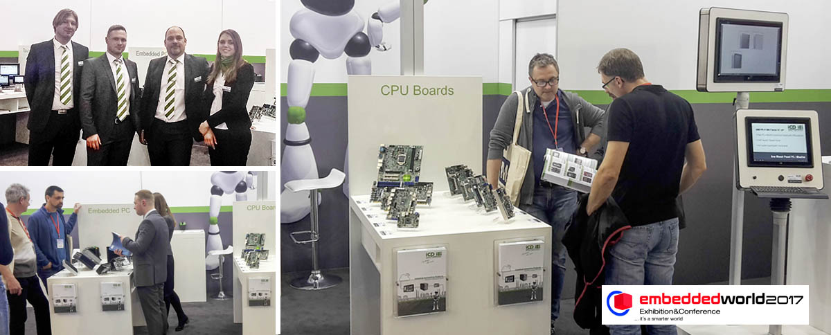 Highlights der Embedded World 2017