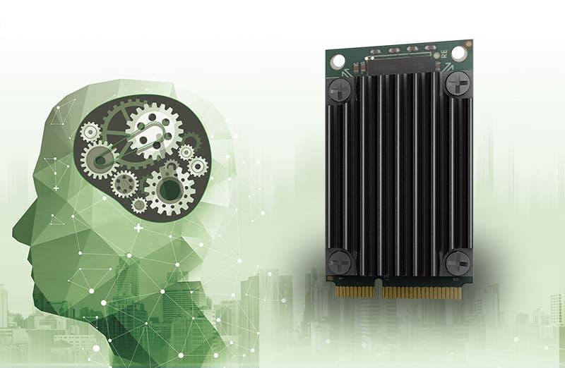 Mustang-MPCIE-MX – Intel® Movidius Myriad VPU Beschleuniger