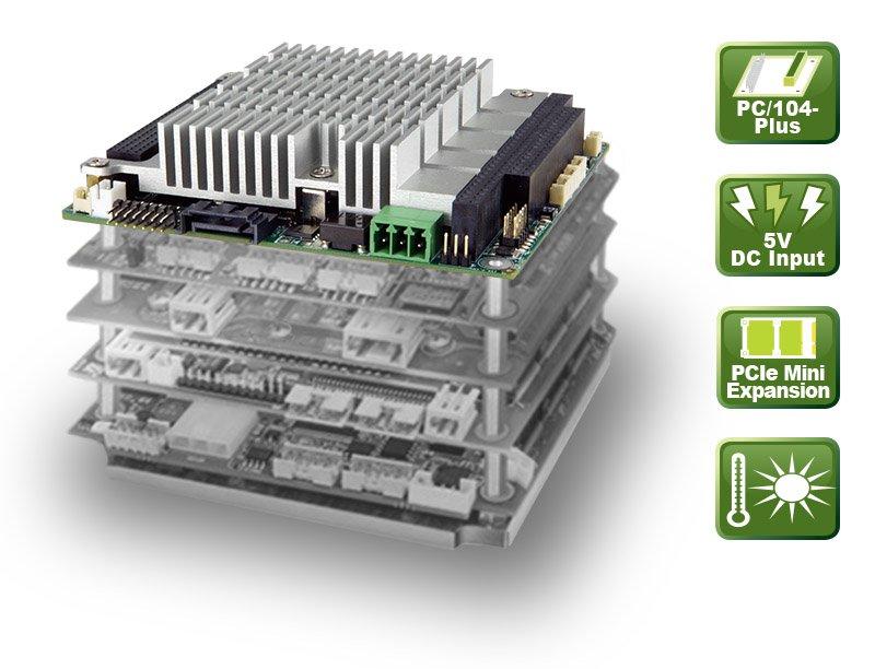 PM-BT – PC/104-Plus CPU Board