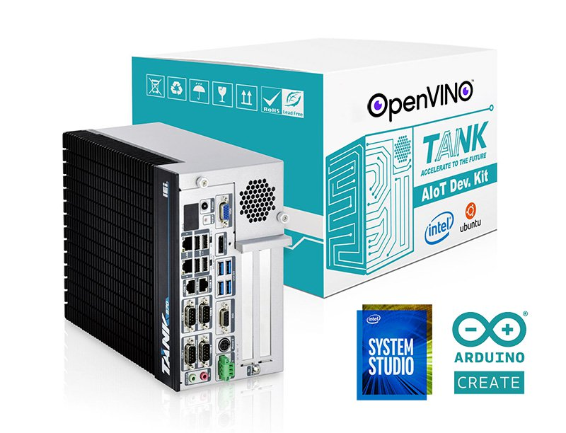 TANK-870AI – AIoT Developer Kit