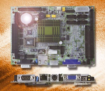 3.5'' Embedded Board mit STPC Atlas CPU