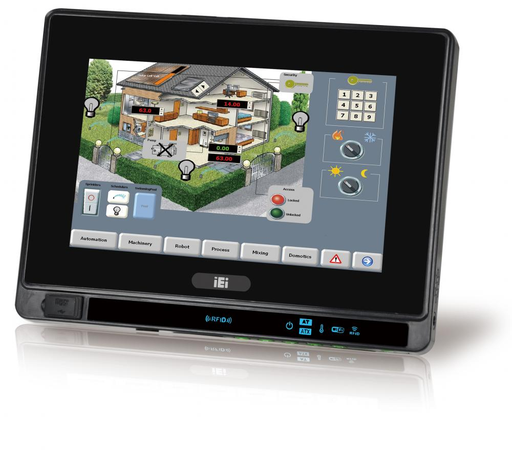 Afl2 W07a N26 R 2g R11 Industrial Computer And Components From Icp Iei Touch Screen With Eeti Controller Buy Resistive Screentouch